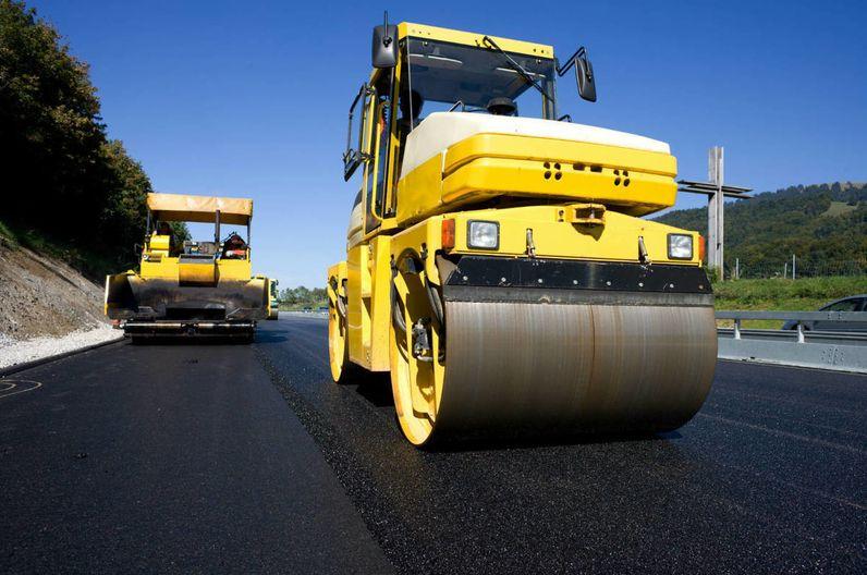 Асфальтирование и строительство дорог в Нижнем Новгороде
