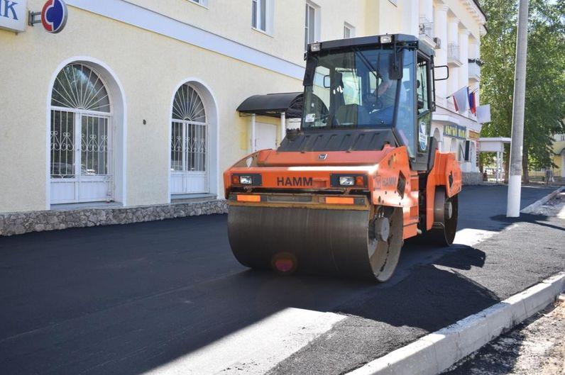 Укладка тротуарного асфальта в Нижнем Новгороде